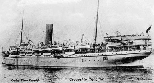 The Rohilla