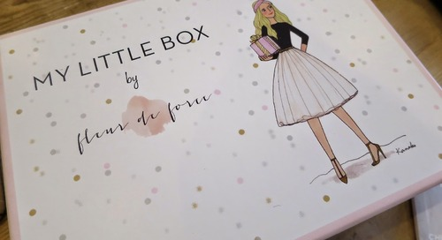 My Little Box Collaboration!