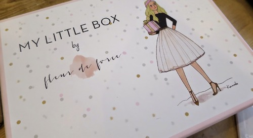 My Little Box Collaboration!