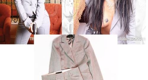 Own @TheOneJuliaBond #wardrobe @BCBGMAXAZRIA from @STRIPLVMAG...