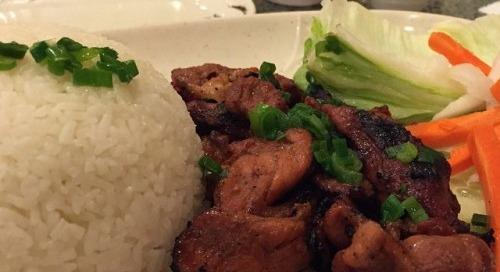 Chinatown pork Las Vegas