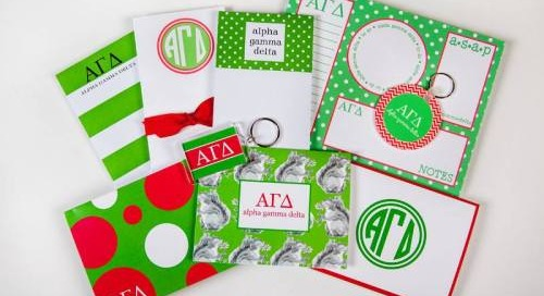 Attention ALPHA GAMMA DELTA sisters and alumnae!*ENTER NOW* to...