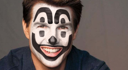 staff:  undercoverjuggalo: tom cruise has seen the sun and the...