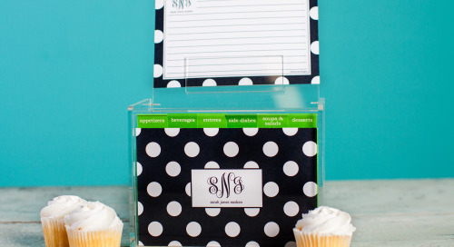 It's monogram monday! Featuring one of our favorite products: a...
