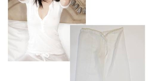 Own @RavenRocketCat #wardrobe #pants from @STRIPLVMAG shoot....