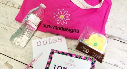 Place your Spirit Show order & receive a goodie bag from...