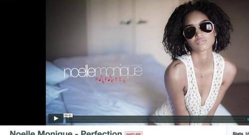@noellemonique1 Perfection film by @santodonato06 for @striplv1...