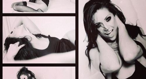 @glamchowdr by @santodonato06 for @striplv1 striplvgirls.com...