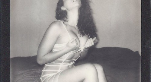 carlotta-champagne:  #polaroid #photo by @geaphoto what you see...