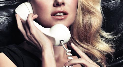 wmagazine:  Let's Play TelephonePhotograph by Sebastian Kim; W...