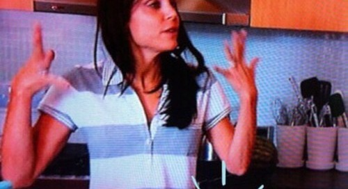 #tbt to when we gave Bethenny some stationery and saw it on her...