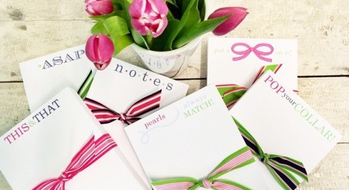 Our big & bold notepads are as practical as they are...
