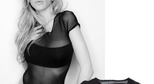 @HeatherVahn One-Piece from @STRIPLVMAG photoshoot #sexy...