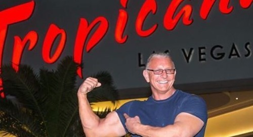 Guess who is opening a #Restaurant in #Vegas Robert Irvine...