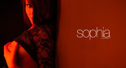Sophia Jade in new Striplv Magazine by Santodonato. Order your...