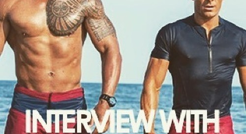 Check out our fun interview with Dwayne Johnson he's such...