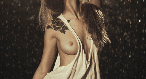 celebleaked:  Anastasiya Scheglova by Stakis Laus
