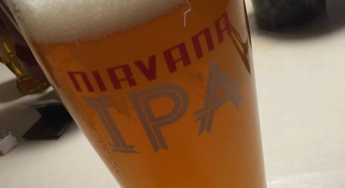 #nirvanaipa #muchneeded #foodnerd #beernerd #icecoldbeer