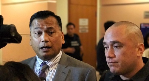 Defense attorney Jay Arriola pushing for Torre to remain on house arrest pending his appeal
