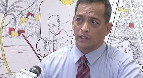 Senator Aguon's bill would give local businesses a tax credit