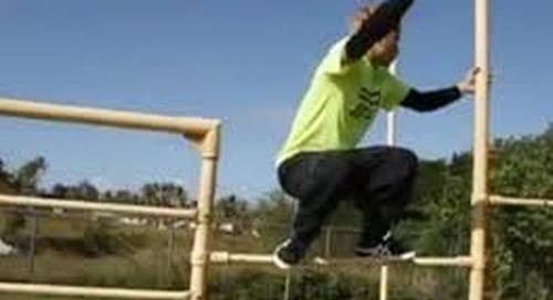 Another burglary, this time on Guam's very own Ninja Warrior, Billy Navarrette