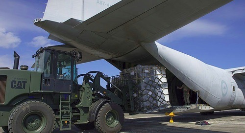Andersen Air Force Base hosting COPE NORTH exercise