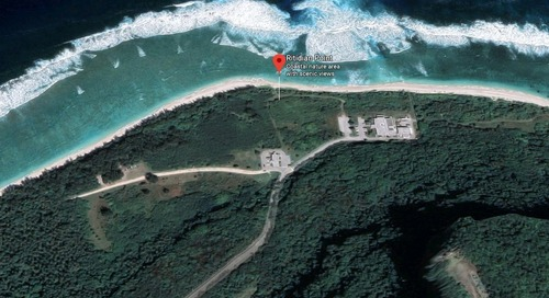Man dies near Ritidian Point helping stranded swimmers