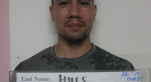 Three alleged incidents cited against Derick Baza Hill