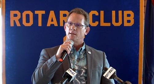 Tenorio wants to transform higher education financing