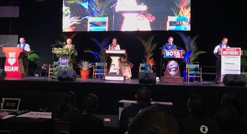 One Guam debate focuses on decolonization
