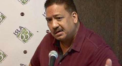 Judge grants dismissal of demotion appeal motion for Mark Charfauros