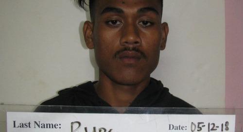 Rupak Rupak, 18, arrested after incident in Agat
