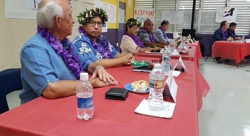 Gubernatorial forum held at GW