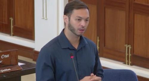 Senators give earful to Rev & Tax officials