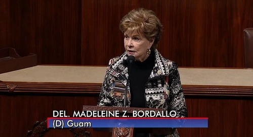 Bordallo's bill for fish conservation clears House