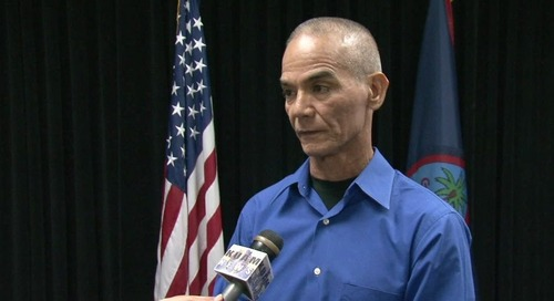 Guam homeland security advisor comments on historic summit