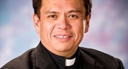 Father Adrian Cristobal has until Friday to return to Guam