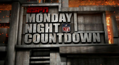 ESPN: Monday Night Countdown (Returning Series)