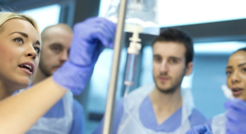 Healthcare training adapts for a new era