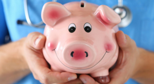Ready to help healthcare save $8 billion?