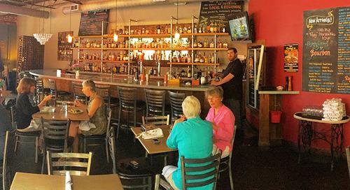 REVIEW: Sprig Restaurant and Bar, Decatur