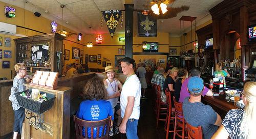 REVIEW: Henry's Louisiana Grill, Acworth, Cobb