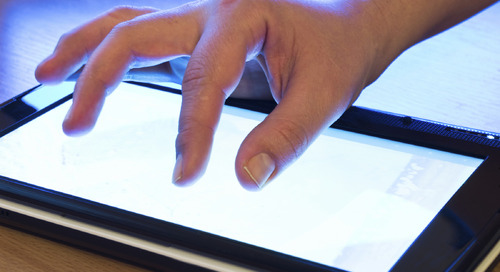 Expanding the possibilities of multitouch functionality