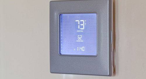 A hybrid processing model drives home smart energy device efficiency