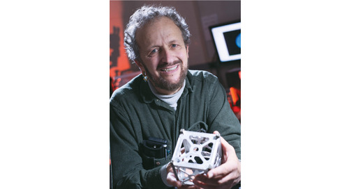2014 Top Embedded Innovators: Dr. Carl Brandon, Professor, Vermont Technical College