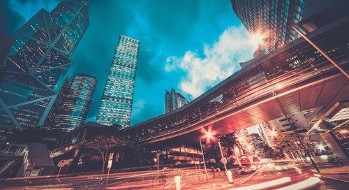 Integrating wired and wireless outdoor lighting control in smart cities