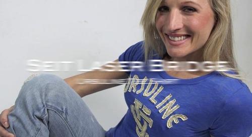 Laser Bridge T-Shirt Applique