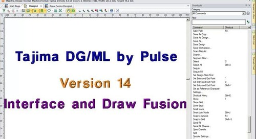 Version 14 Interface & DrawFusion Overview