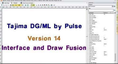 Version 14 and Draw Fusion Overview