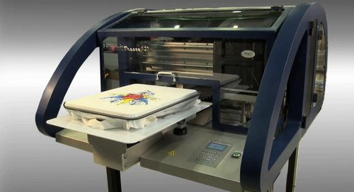 Kornit Breeze Digital Direct On Garment Printer